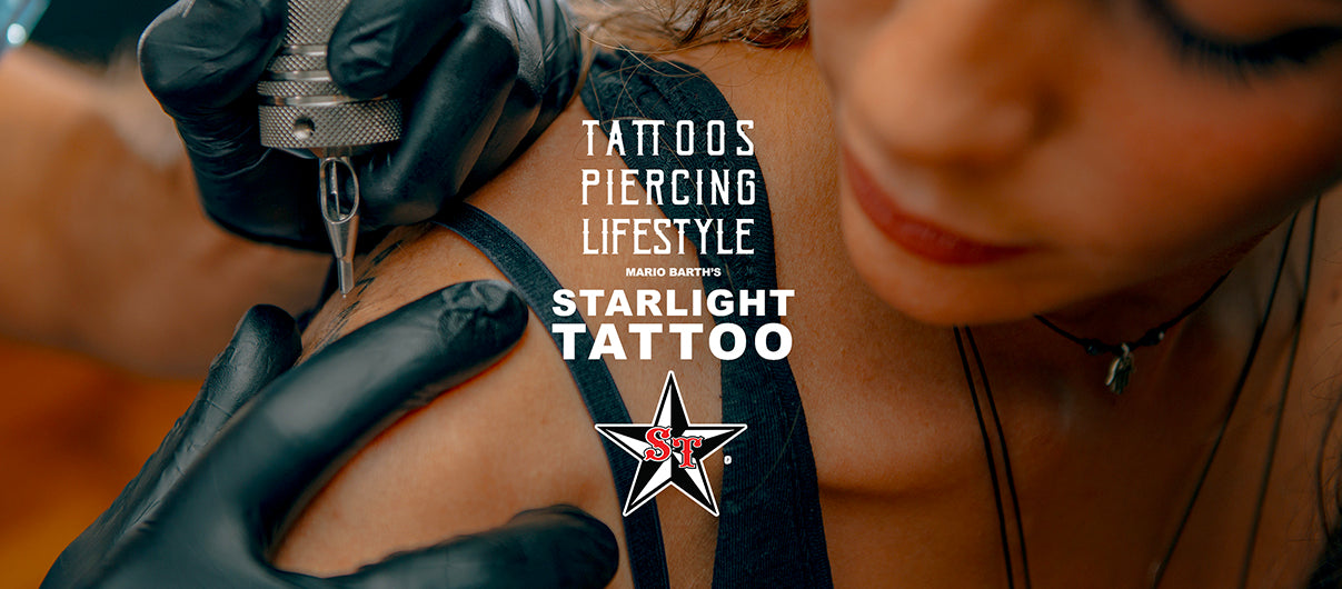Starligh Tattoo Mirage