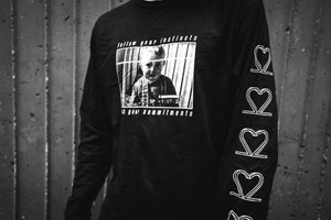 "THE DEADNOTES: LONGSLEEVE ""CLING TO YOU"""
