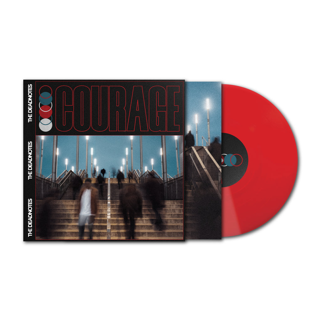 "PRE-ORDER: THE DEADNOTES: VINYL ""COURAGE"""