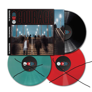 "THE DEADNOTES: CHARITY VINYL ""COURAGE"""