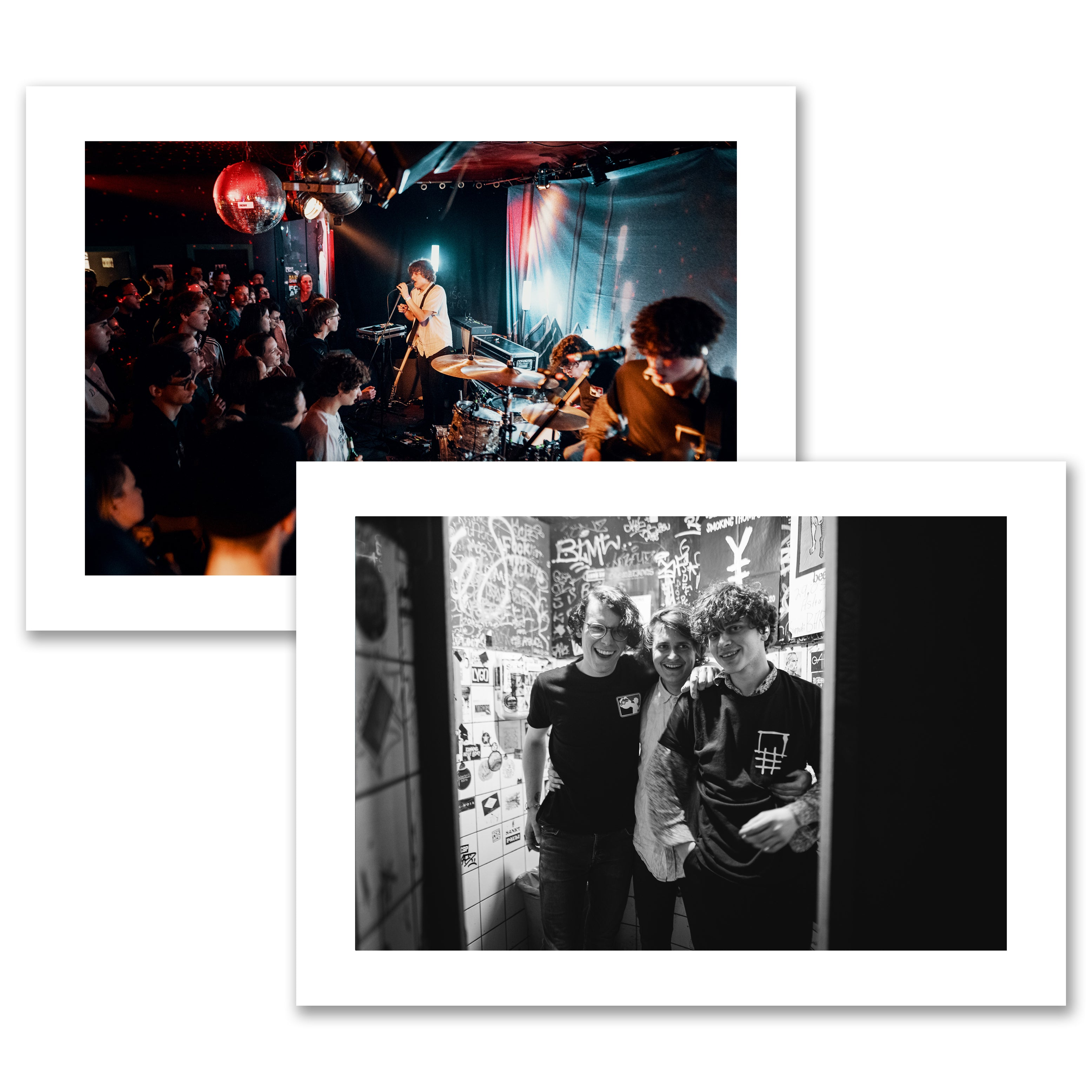 THE DEADNOTES X FINAL CHAPTER. PHOTO BUNDLE II