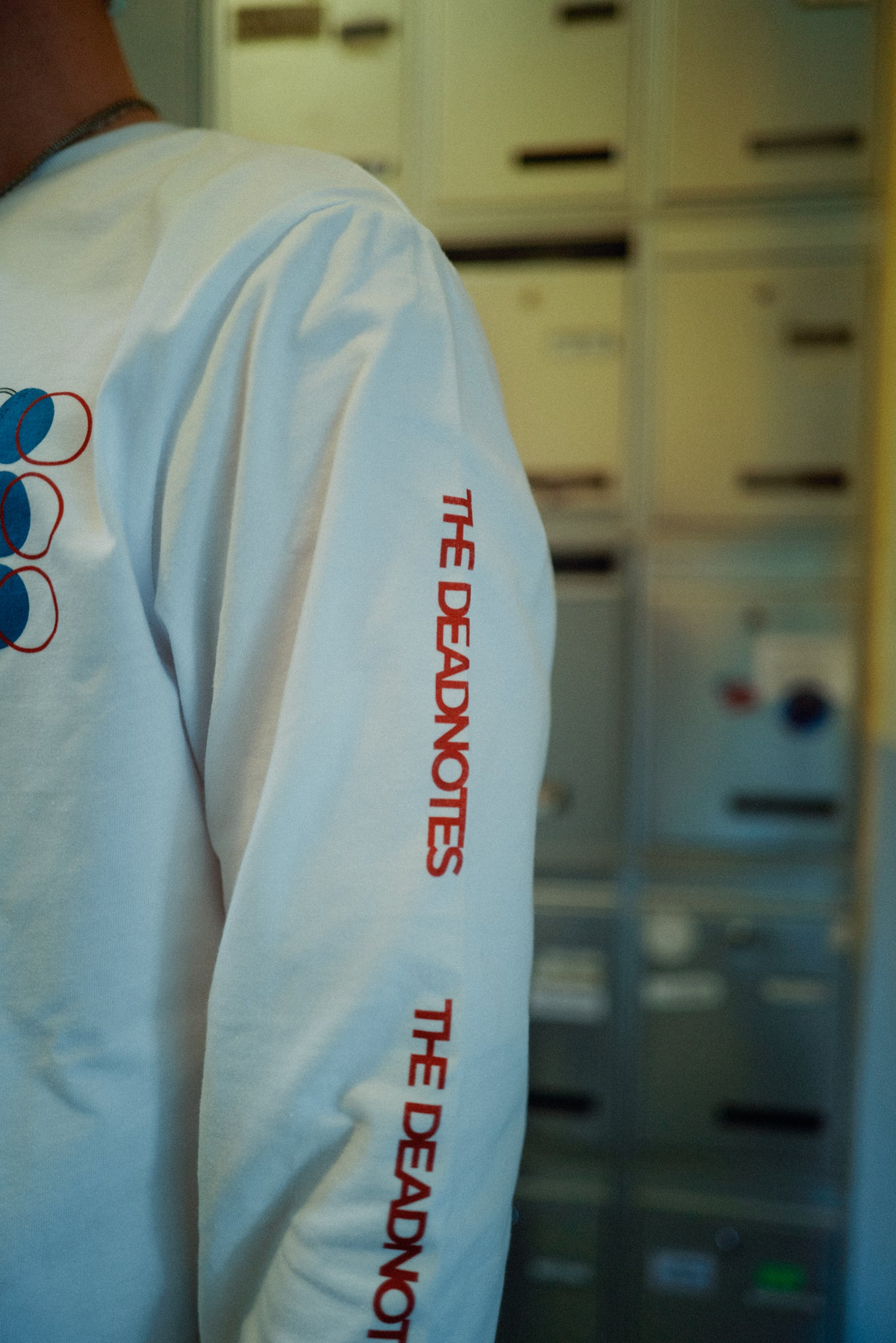"THE DEADNOTES: LONGSLEEVE ""COURAGE"""
