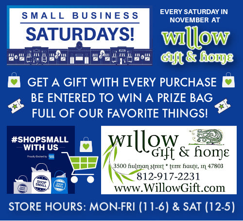 What's New At Willow!