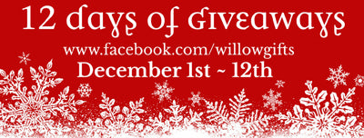 12 Days of Giveaways at Willow