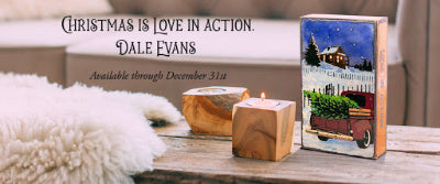 Christmas is Love in Action - Dale Rogers