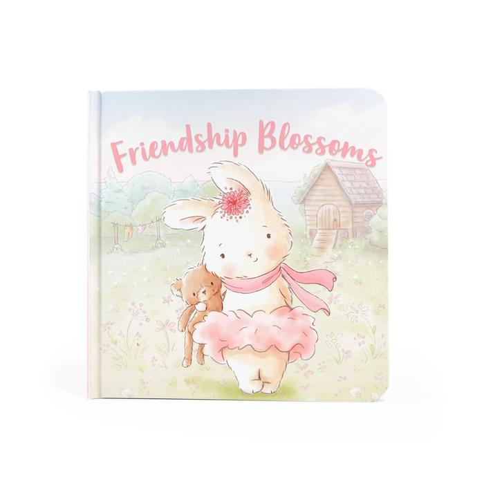 Friendship Blossoms Baby Book