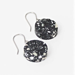 Black Granite Sophie Earrings
