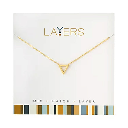 Gold Layers Necklaces