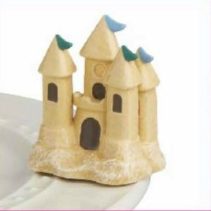 A260 Magical Castle by Nora Fleming - $9 from each purchase goes to St. Jude Children's Hospital