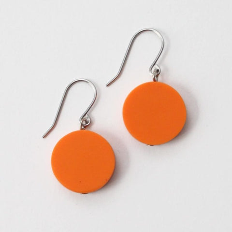 Orange Sophie Earrings