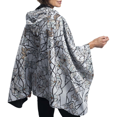 RainCaper Poncho - Tiffany Magnolia Design