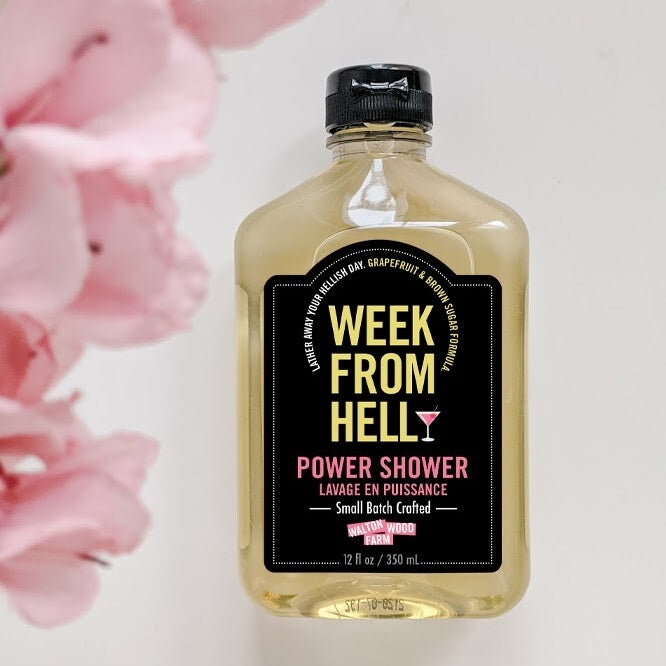 Week From Hell Shower Gel
