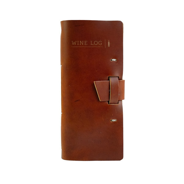 Wine lovers log book