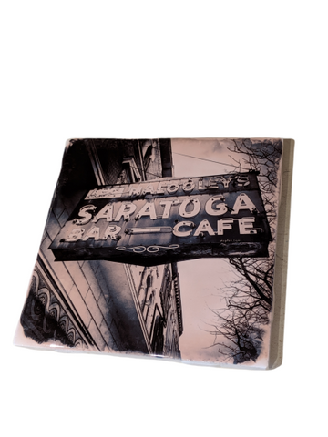 Saratoga Bar and Cafe - Cityscape Tile