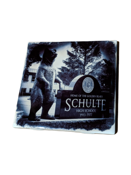 Schulte High School Cityscape Tile