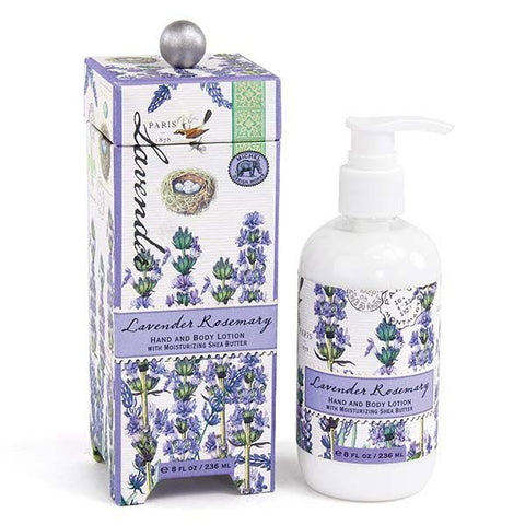 Lavender Rosemary Lotion, 8 oz.