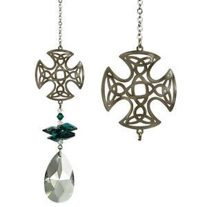 Celtic Crystal Fantasy Suncatcher