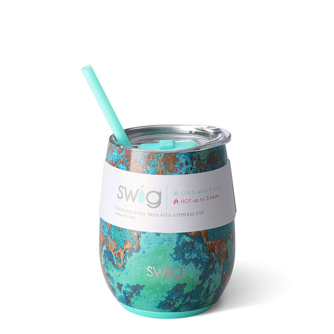 Swig Stemless Wine Cup - 14 oz.