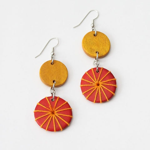 Multi Honey Leilani Earrings