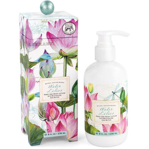 Water Lilies Hand and Body Lotion