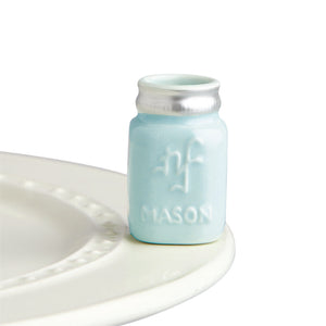 you're a mason - Nora Fleming jar mini