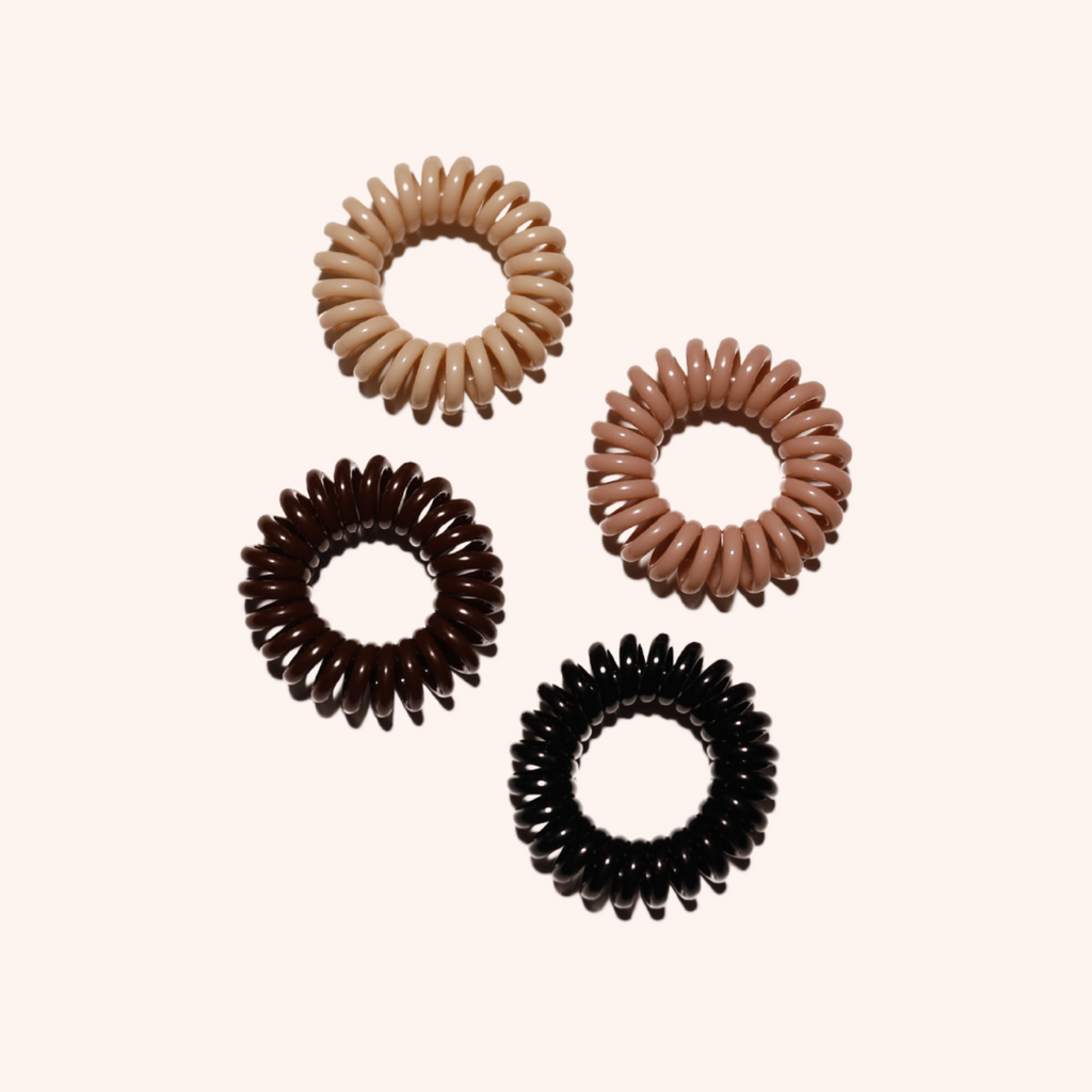 Conditioner Coil Hair Ties - Morena