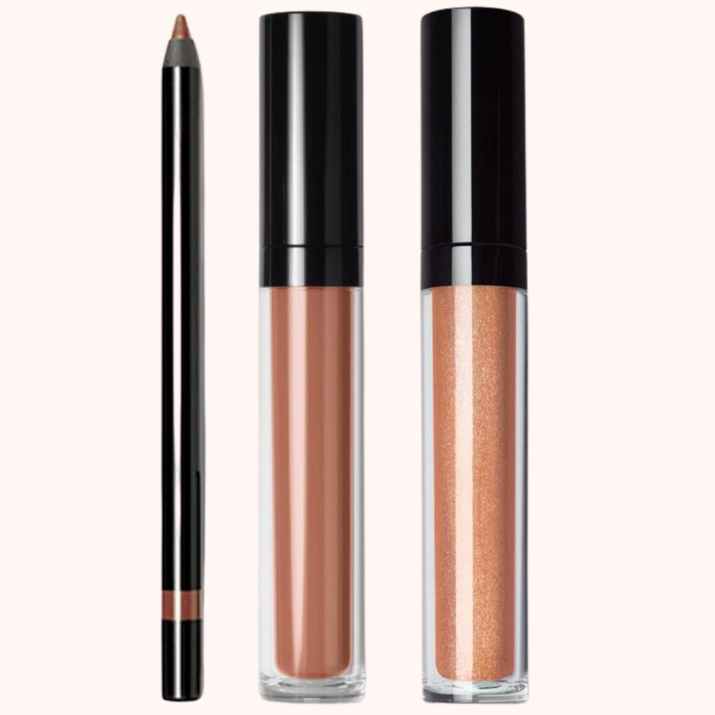 Nude Lip Kit Trio