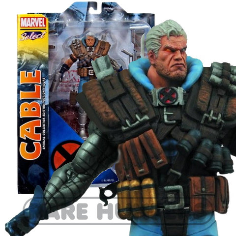 Marvel Select Classic Cable