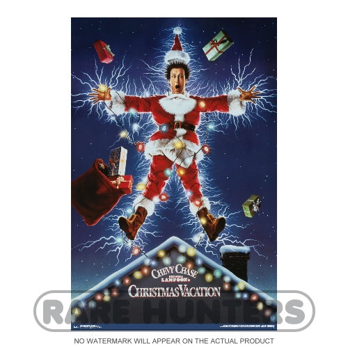 National Lampoon's Christmas Vacation Framed Movie Poster