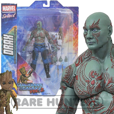 Marvel Select Drax and Baby Groot