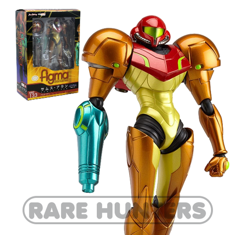 Good Smile Metroid Prime Other M Samus Aran Figma Figure