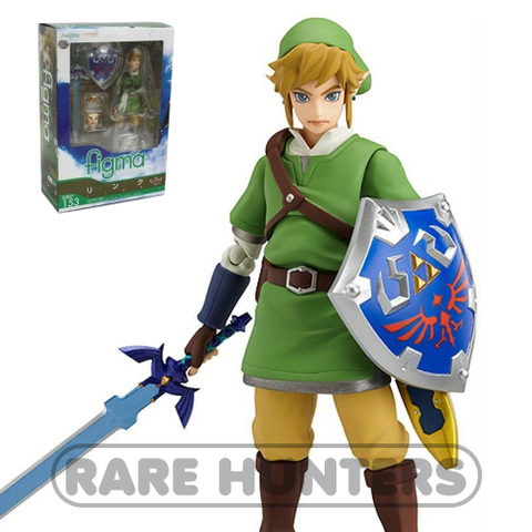 Good Smile The Legend of Zelda Skyward Sword Link Figma Figure