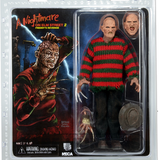 Nightmare on Elm Street 8-Inch Clothed Figure  Freddy Krueger Part 2 Packaging