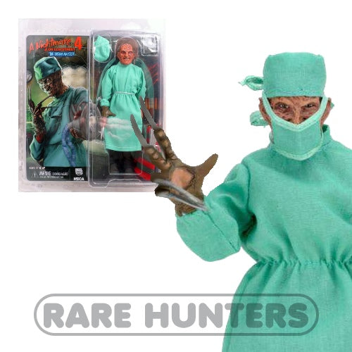 Nightmare on Elm Part 4 Surgeon Freddy Kruege