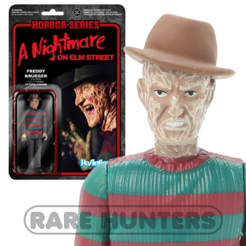Funko ReAction Nightmare on Elm Street Retro 3 3/4-Inch Freddy Krueger
