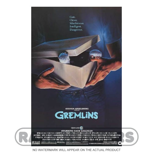 Gremlins Framed Movie Poster