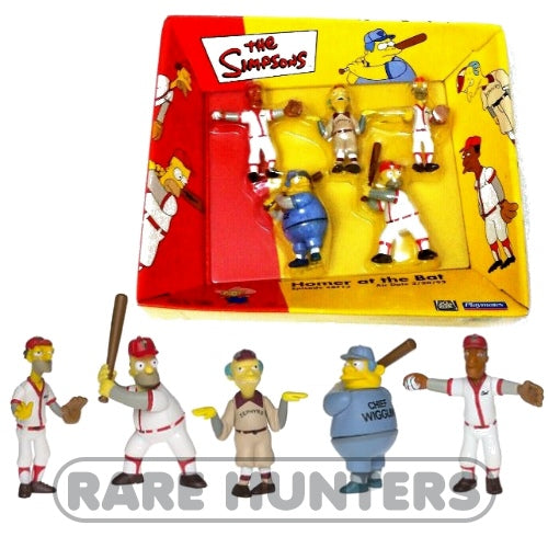 The Simpsons Homer at the Bat Set
