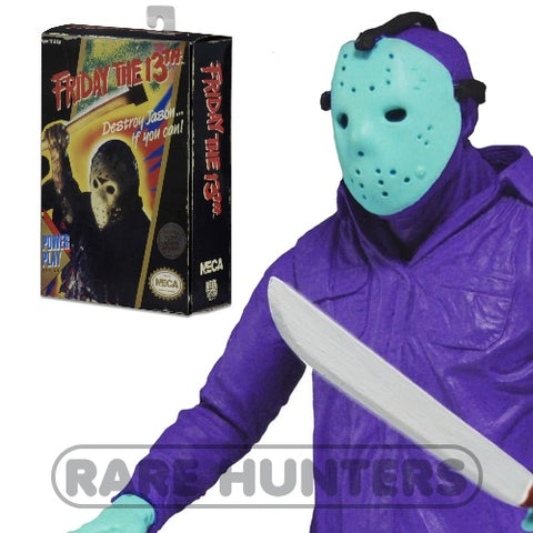 Friday the 13th Video Game Jason Voorhees