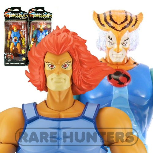 ThunderCats Classic Lion-O and Tygra