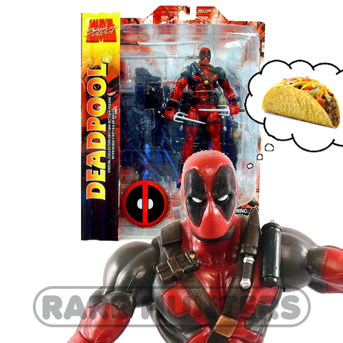 Marvel Select Deadpool 7-inch Action Figure