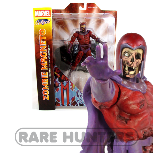Marvel Select Zombie Magneto 7-Inch Action Figure