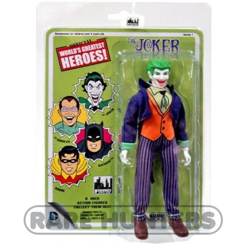 Series 1 The Joker 8 Inch Action Figure