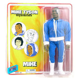 Mike Tyson Mysteries 8-Inch Figure from Rare Hunters - Packaging