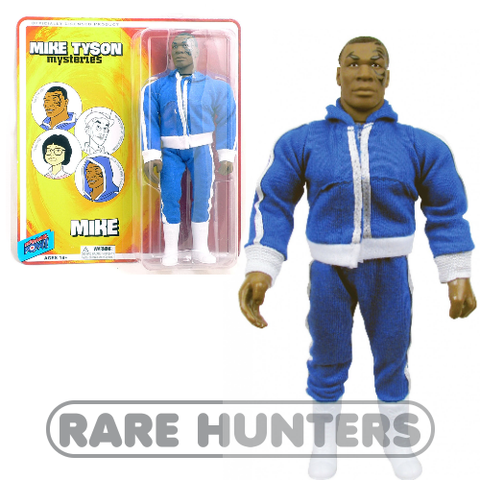Mike Tyson Mysteries 8-Inch Figure from Rare Hunters