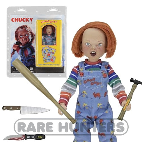 NECA Childs Play Retro Chucky
