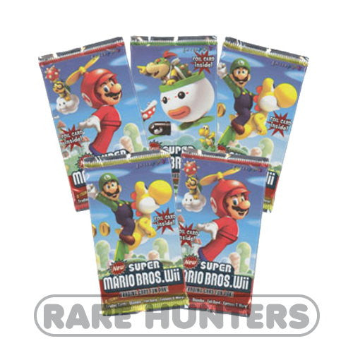 New Super Mario Bros. Wii Collector Cards