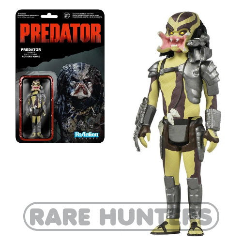 Funko ReAction Predator Retro 3 3/4-Inch Open Mouth Predator