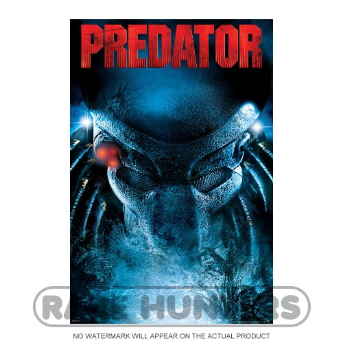 Predator Framed Movie Poster