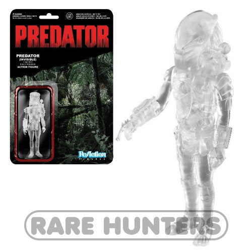 Funko ReAction Predator Retro 3 3/4-Inch Stealth Masked Predator