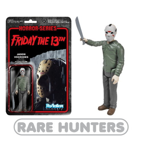 Funko ReAction Friday the 13th Retro 3 3/4-Inch Jason Voorhees Figure
